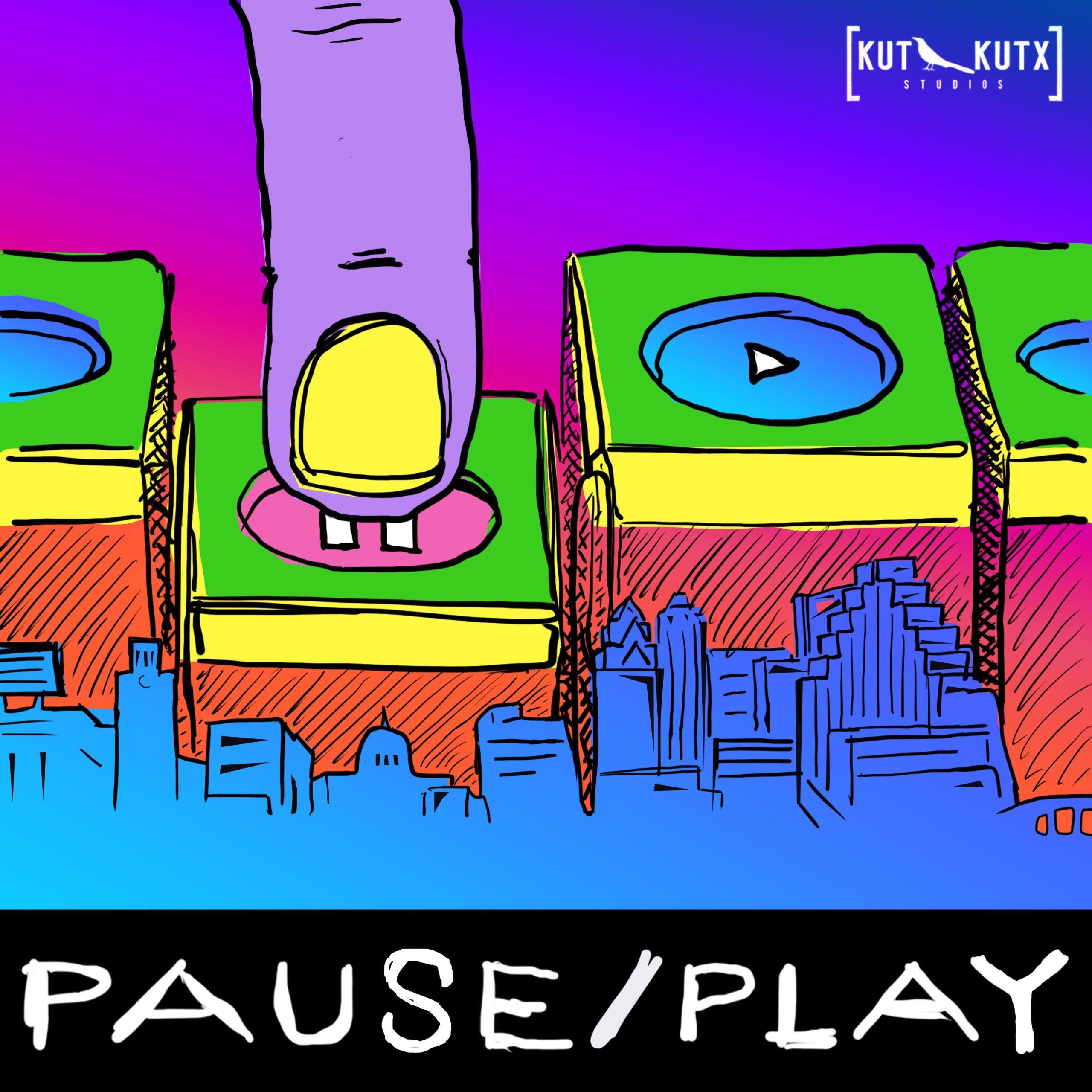 Pause / Play logo
